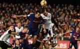 Valence v Barça : Les compositions, Piqué et André Gomes titulaires