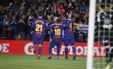 Bétis v Barcelone : Les compositions des équipes