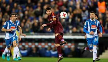 Espanyol v Barça, 1-0 : Les Pericos mettent fin à la série d'invincibilité du Barça