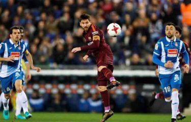 FC Barcelone v Alavés, 2-1 : Messi sauve le Barça !