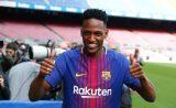 Barça : Pourquoi Yerry Mina était pieds nus ?