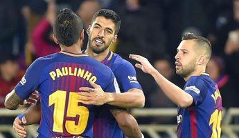 Barça v Alavés (20h45) : Poursuivre la série en championnat