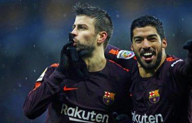 Barça : Piqué sauve le club et calme les Pericos