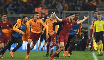 LDC : Roma v Barça, 3-0 :Naufrage des Blaugranas et élimination !