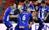 Liga : Alavés victorieux contre Levante