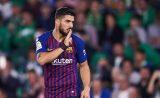 Luis Suarez (Barça) absent pour quinze jours
