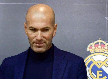 Un salaire de 12 millions par an pour Zidane ?