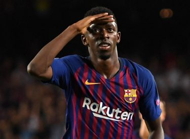 Dembélé dans le groupe du FC Barcelone pour le déplacement à Manchester