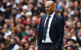 Zidane énervé par le résultat contre Getafe