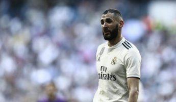Karim Benzema est blessé à la cuisse.