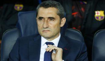 Fc Barcelone : Ernesto Valverde revient sur le match nul à Huesca