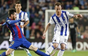 David Zurutuza prolonge avec la Real Sociedad