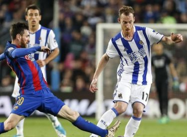 David Zurutuza prolonge avec la Real Sociedad