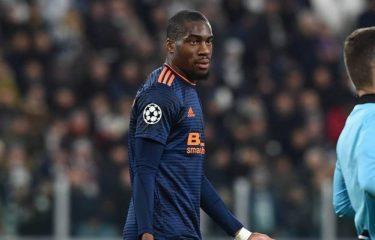 Geoffrey Kondogbia (Valence CF) hospitalisé