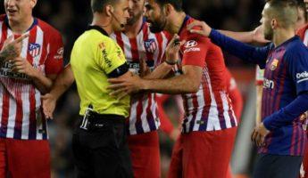 La suspension de Diego Costa est confirmée