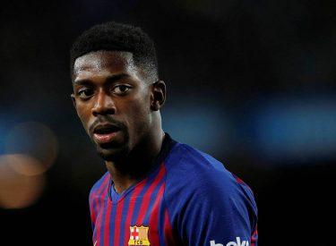 FC Barcelone : Ousmane Dembélé de retour à l'entraînement