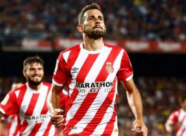 Gerone sera sans Stuani face à l'Atlético de Madrid