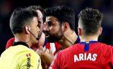 Diego Costa (Atlético) suspendu pour huit matches