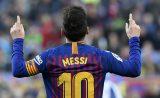 Nouveau record pour Messi