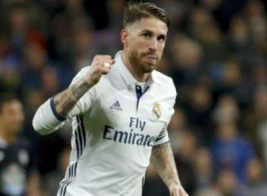 Sergio Ramos forfait pour le déplacement du Real Madrid à Leganés.