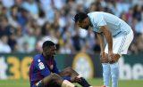 Fin de saison compliquée pour Ousmane Dembélé