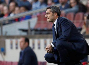 Ernesto Valverde (Barcelone) répond à la piste Griezmann